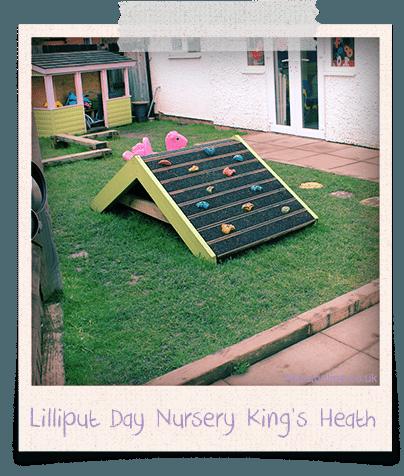 Day Nursery Kings Heath Birmingham Play Slide