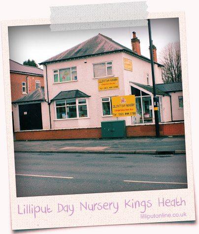 Day Nursery in Kings Heath