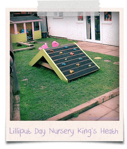 Day Nursery Kings Heath Birmingham Play Slide