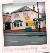 Day Nursery in Kings Heath