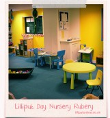 Sunshine Room Rubery Day Nursery