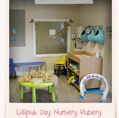 Lilliput-Rubery-Day-Nursery-Birmingham-Baby room