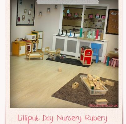 Lilliput-Rubery-Day-Nursery-Birmingham-Pre School & free flow area---